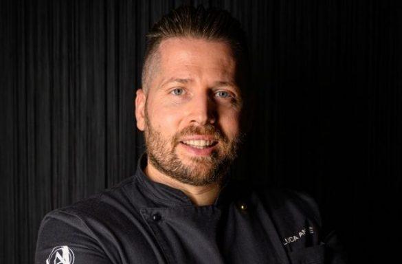 Chef Luca Andrè